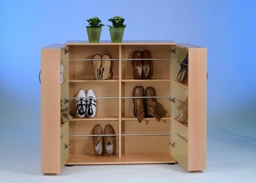 Комод для обуви своим руками